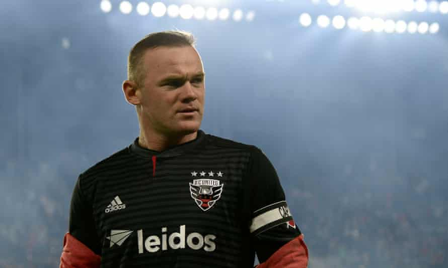 Wayne Rooney took – and missed – his team's first penalty in the shoot-out