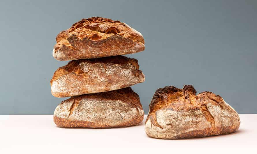 Waste Not bread products.