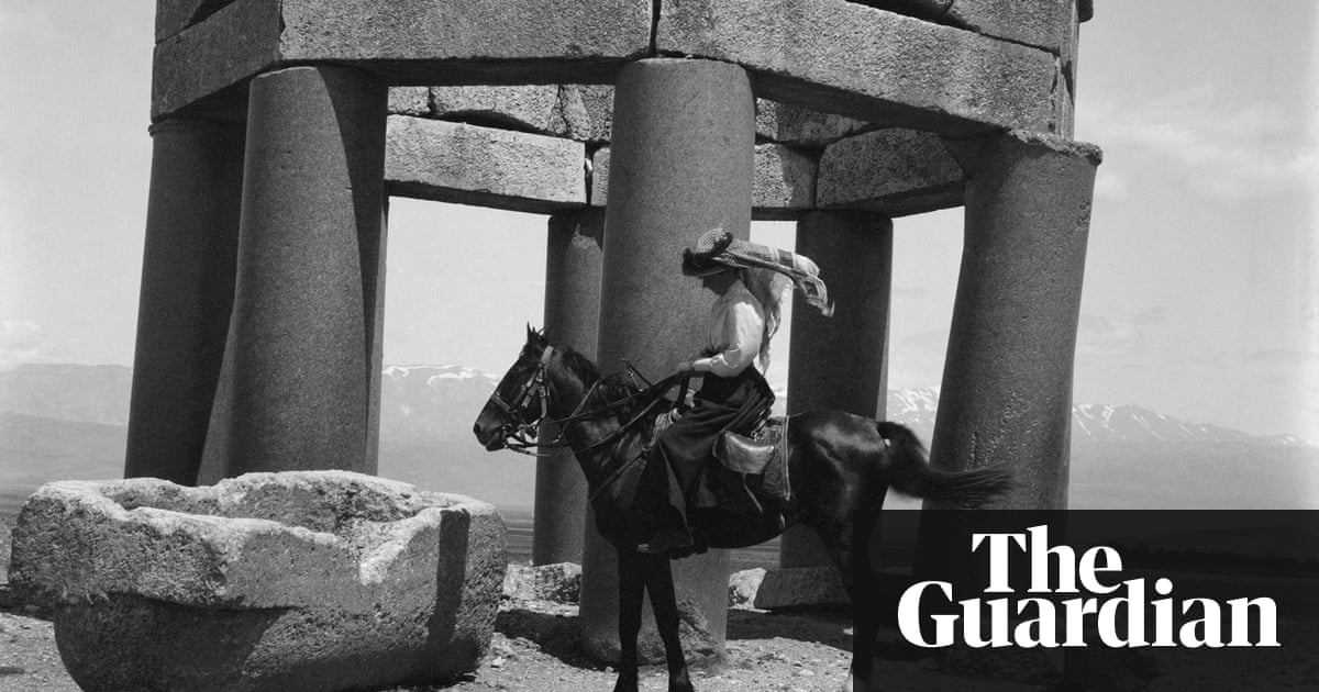 Letters from Baghdad review – Gertrude Bell s the documentary