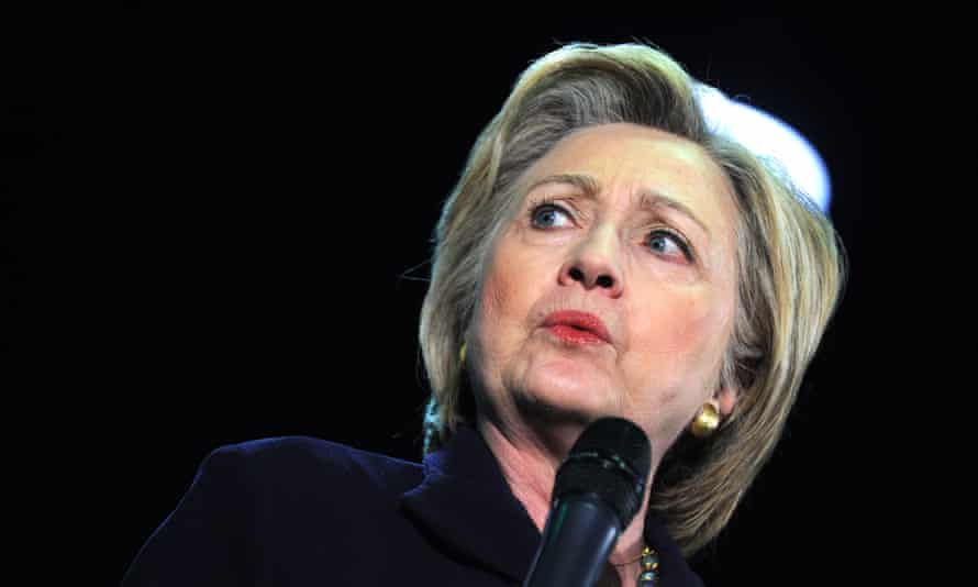 Hillary Clinton dismissed the claims in the book on which Clinton Cash is based as a 'smear project' and a 'concerted effort to bring the Clinton Foundation down'.