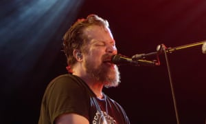 A 90-minute gale of song … John Grant.