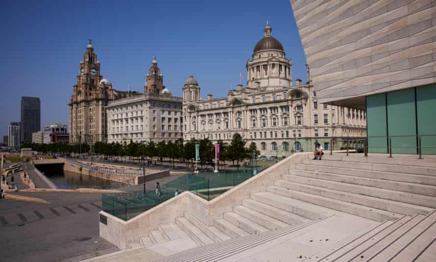 Liverpool's waterfont