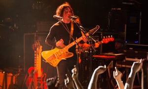'Aggressive glam-stomp played at several speeds': Jack White of the Raconteurs