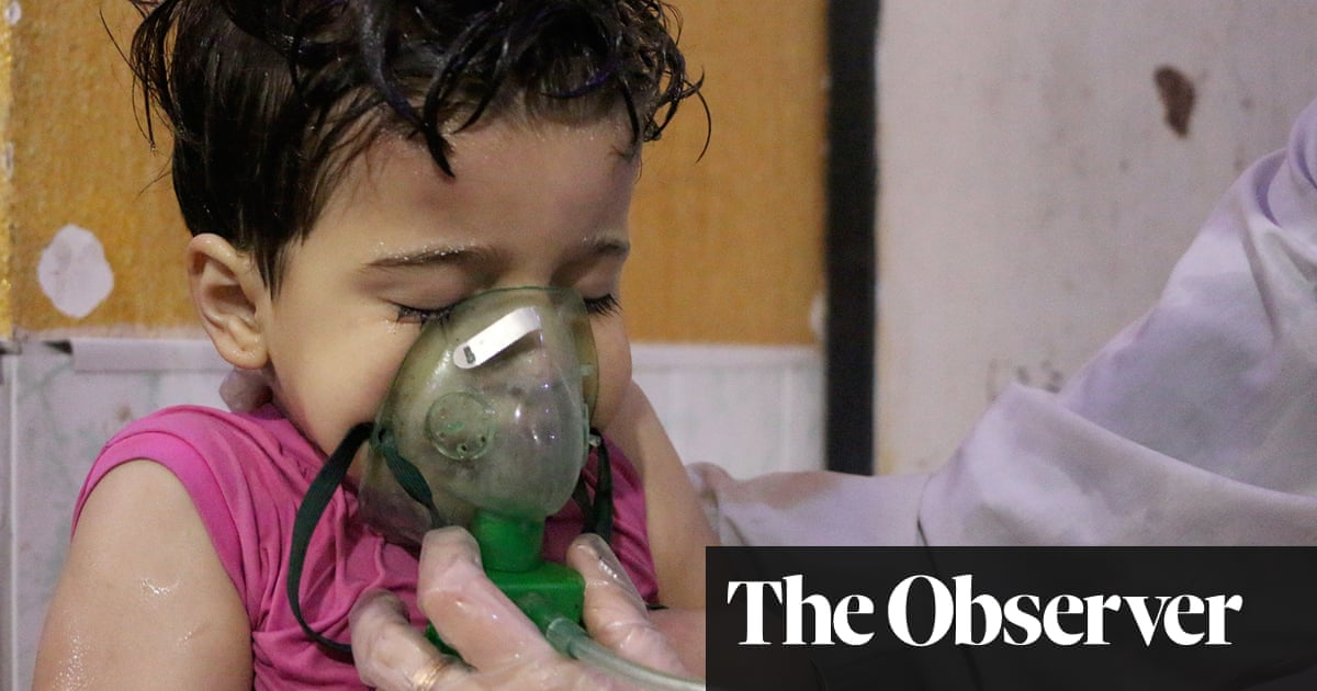 Red Line by Joby Warrick review – Syria, spies… and sarin