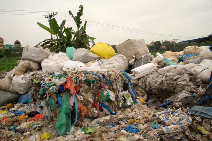 Where does your plastic go? Global investigation reveals