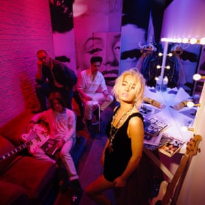 Wendy James and Transvision Vamp