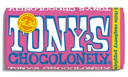 Tony's Chocolonely White Chocolate Raspberry Popping Candy