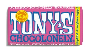 'A big noise here': Tony's Chocolonely.