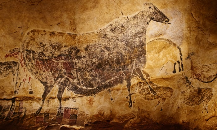 Humans Were Not Centre Stage How Ancient Cave Art Puts Us In Our Place Art And Design The Guardian