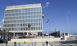 Diplomats at the US embassy in Havana have reported a number of unexplained sonic disturbances and health symptoms.