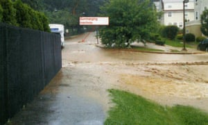 Briarcliff flooding