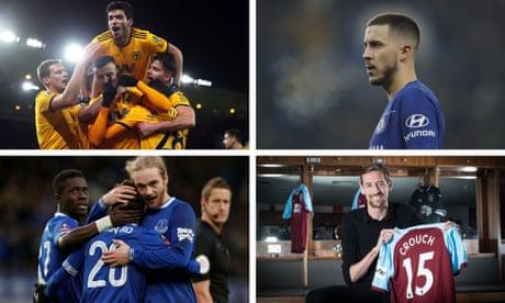 Chelsea v Huddersfield, Everton v Wolves and more football – live!