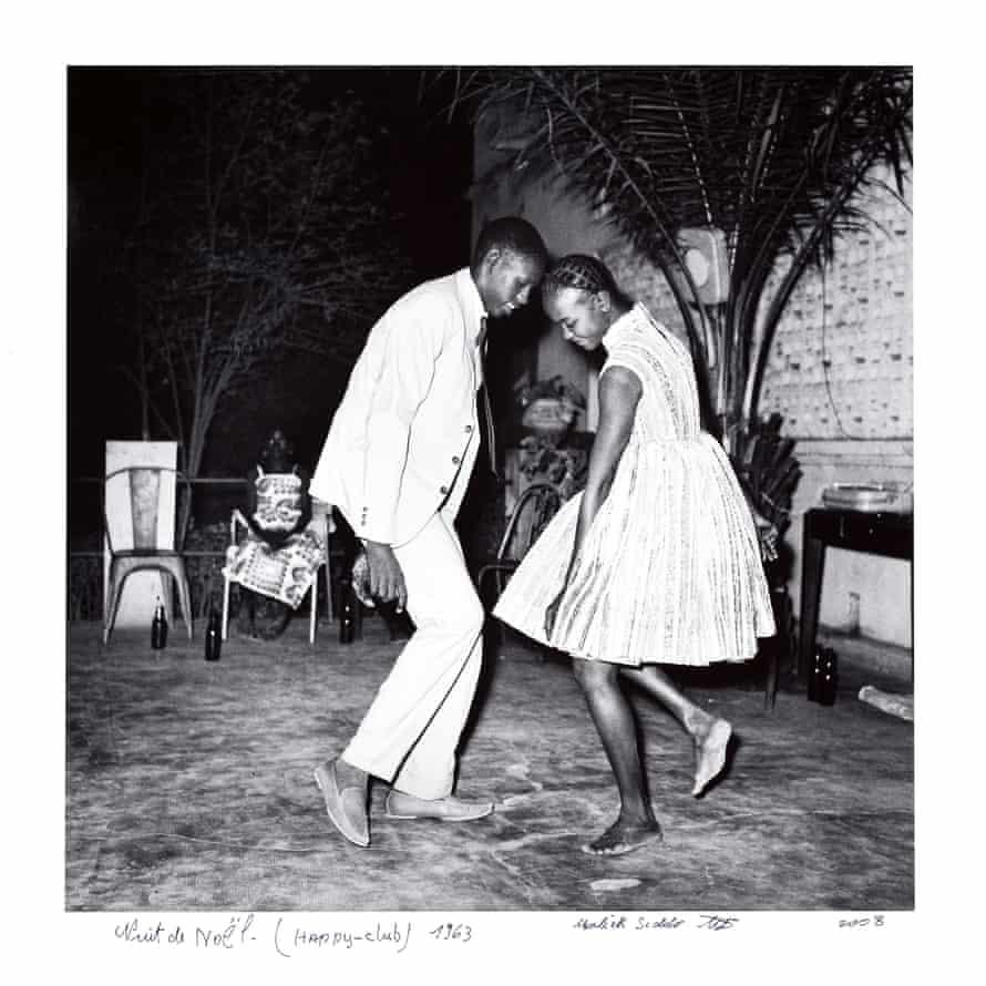 sidibe nuit de noel 1963