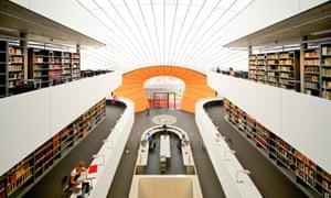 Library - Freie Universitat Berlin - Germay