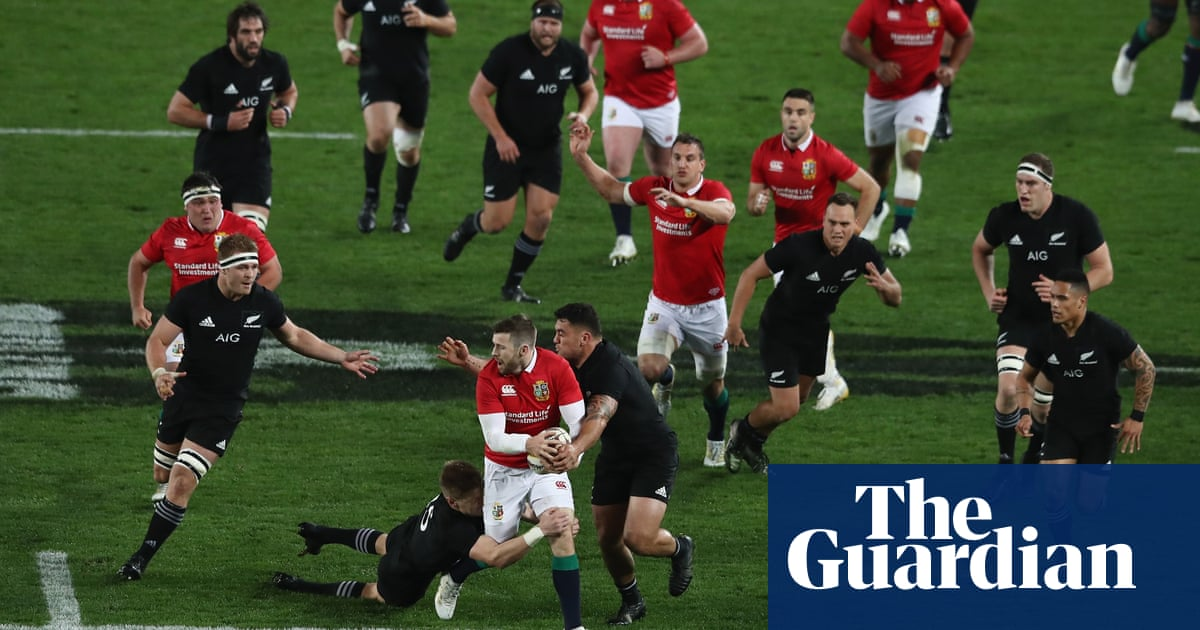 82c193ee42c Lions' 2021 tour preparations take big hit in remodelled rugby union season