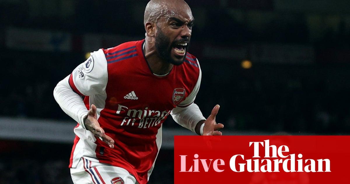 Arsenal 2-2 Crystal Palace: Premier League – live reaction!