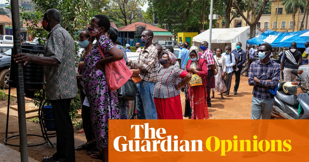If you want to know about life in an unvaccinated country, look to Uganda