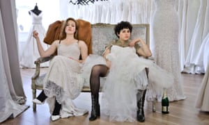 Holliday Grainger and Alia Shawkat in Sophie Hyde's hedonistic comedy Animals.