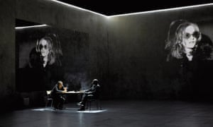 Krzysztof Warlikowski's adaptation of Phaedra, starring Isabelle Huppert.
