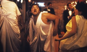 A scene from Animal House