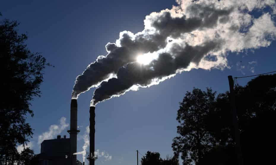 Australia's emissions for the year to March 2019 increased to 561 million tonnes of carbon dioxide equivalent, Ndever Environmental figures show