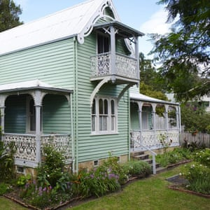 Meroogal is a charming historic Nowra home occupied by women from four generations of one local family.