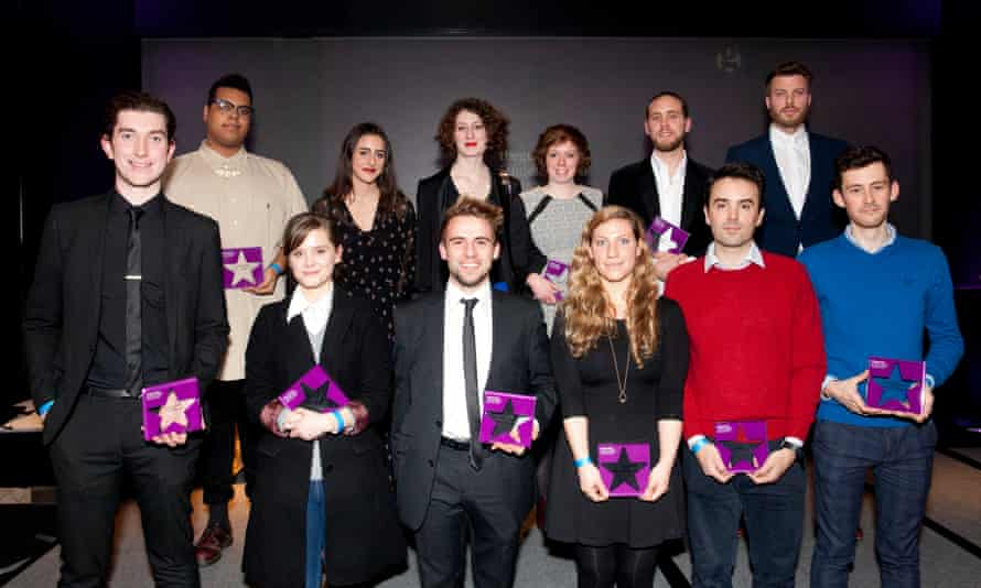 Winners of the Guardian Student Media Awards 2015