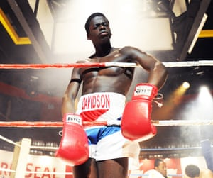 Daniel Kaluuya in Sucker Punch at London's Royal Court in 2010