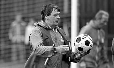 When England first played Iceland, with Bobby Robson acting manager