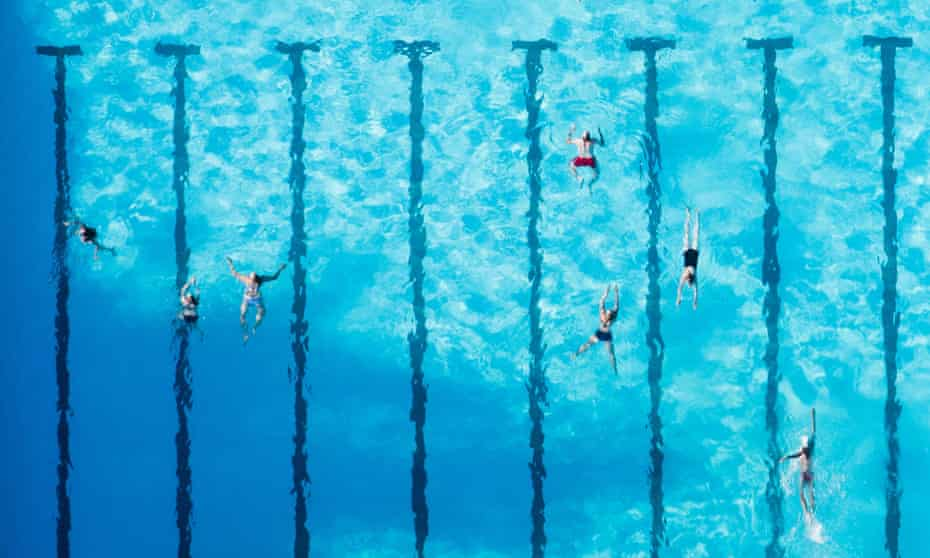Could you help readers get better at swimming?