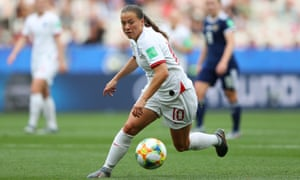 Fran Kirby admits 'if we don't provide what Phil wants, we'll get told' after the England coach lambasted his players for their second-half display against Scotland.