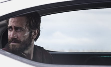 Jake Gyllenhaal in Nocturnal Animals. Director: Tom Ford