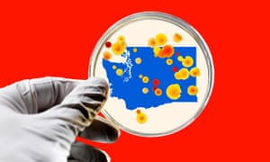 Since January, when Washington reported the first case of coronavirus in the US, the state has been the central focus of the American outbreak.