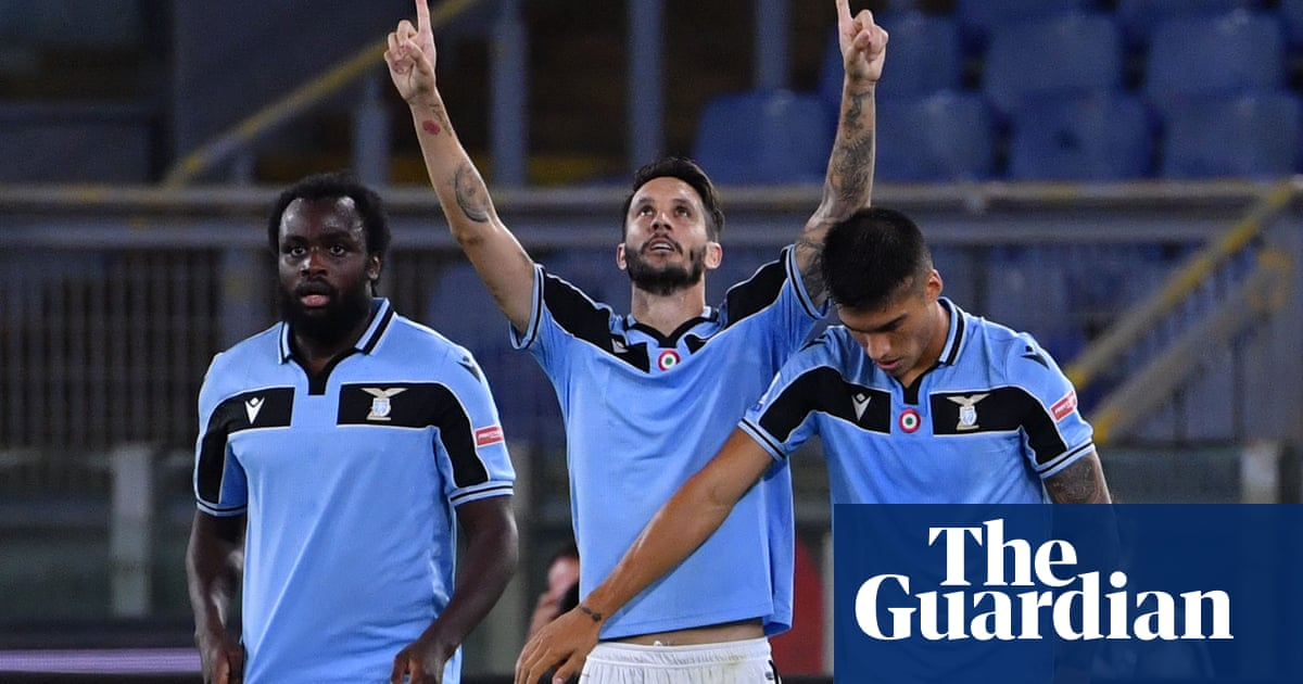 Lazio rely on luck and Luis Albertos sorcery to keep title hopes alive | Nicky Bandini