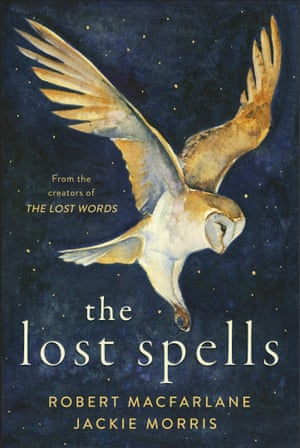 The Lost Spells front cover