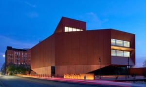 David Adjaye's Ruby City, the Linda Pace Foundation art centre, which opens this month in Texas.