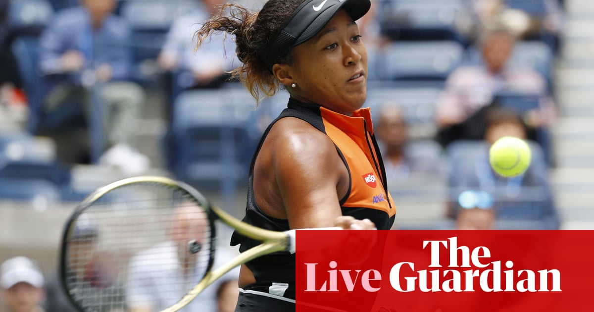 US Open 2019: Osaka v Blinkova in final set, Edmund and more – live!