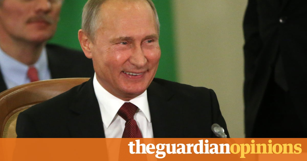 Russia's free pass to undermine British democracy | Nick Cohen