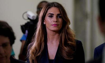 Hope Hicks will return to the White House to serve as counselor to Donald Trump.