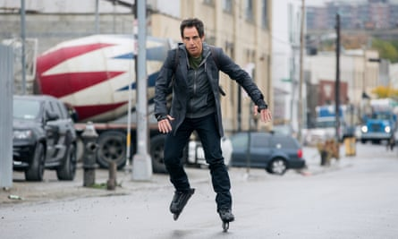 Ben Stiller in While We're Young