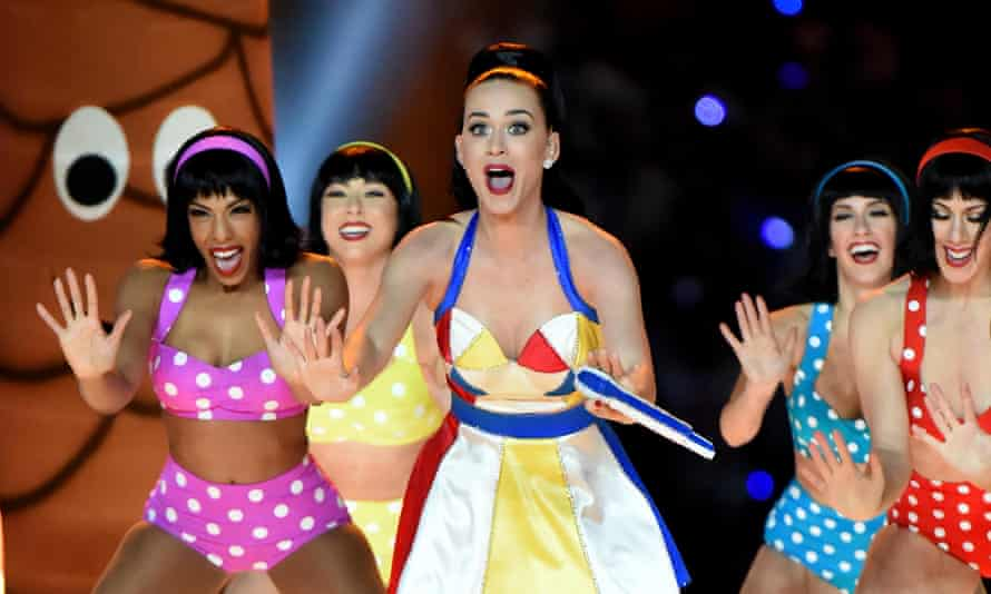 Katy Perry is high up the list of top-paid celebrities but few other women made the cut. Female musicians accounted for seven of the 16 women in the top 100.