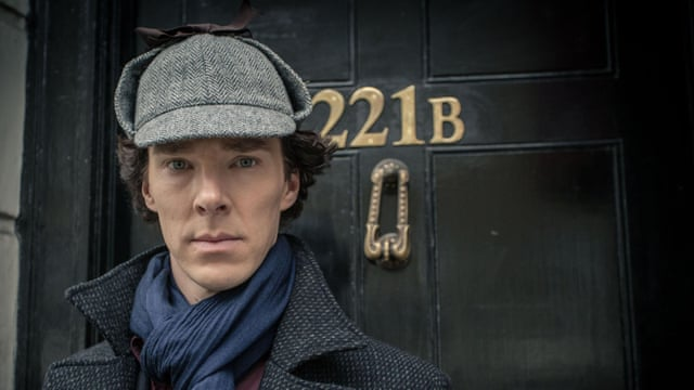 The return of Sherlock: 'Being a hero isn't about being bigger, richer,  more powerful'