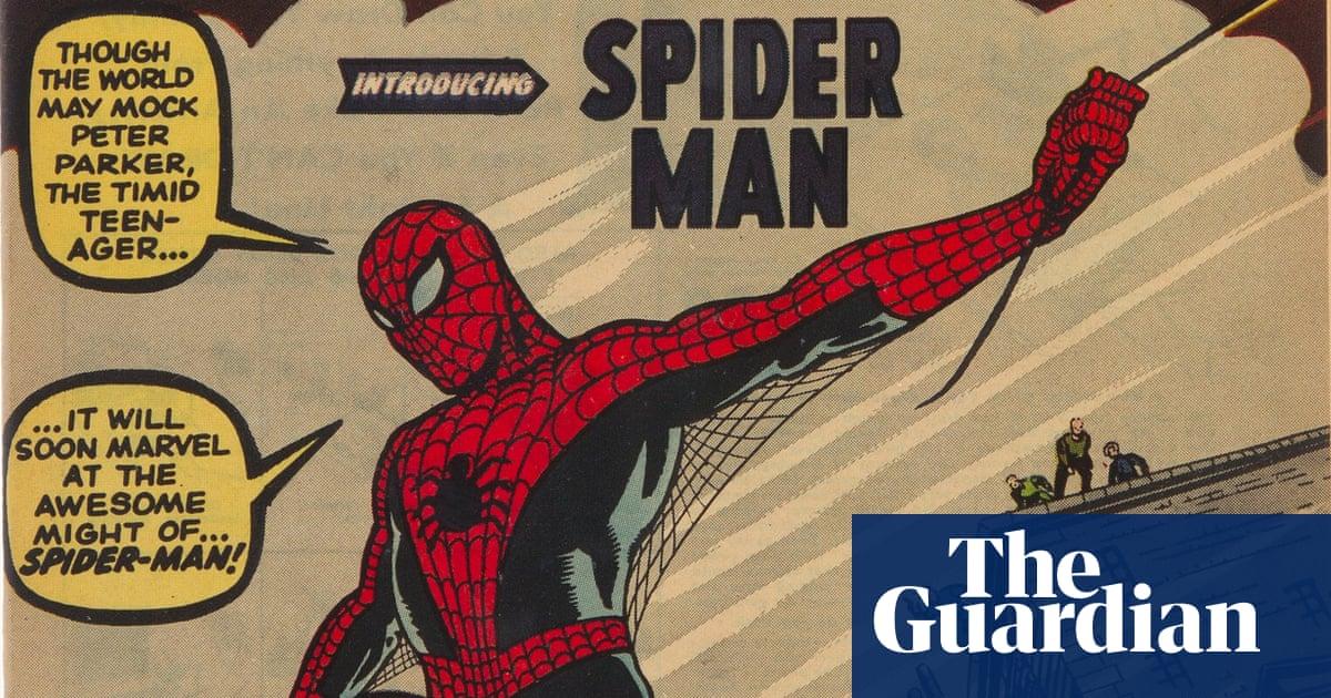 Spider-Man beats Superman in record $3.6m comic sale