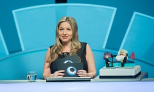 Victoria Coren Mitchell  hosting Only Connect