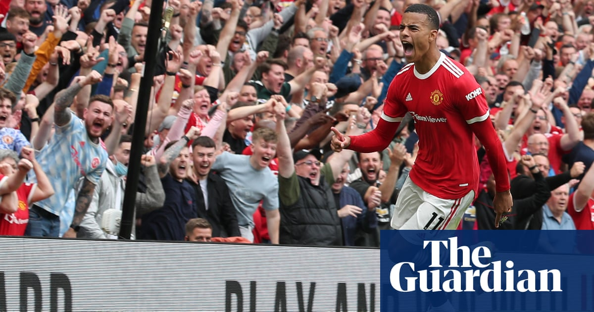 Mason Greenwood has everything Manchester United need in a striker