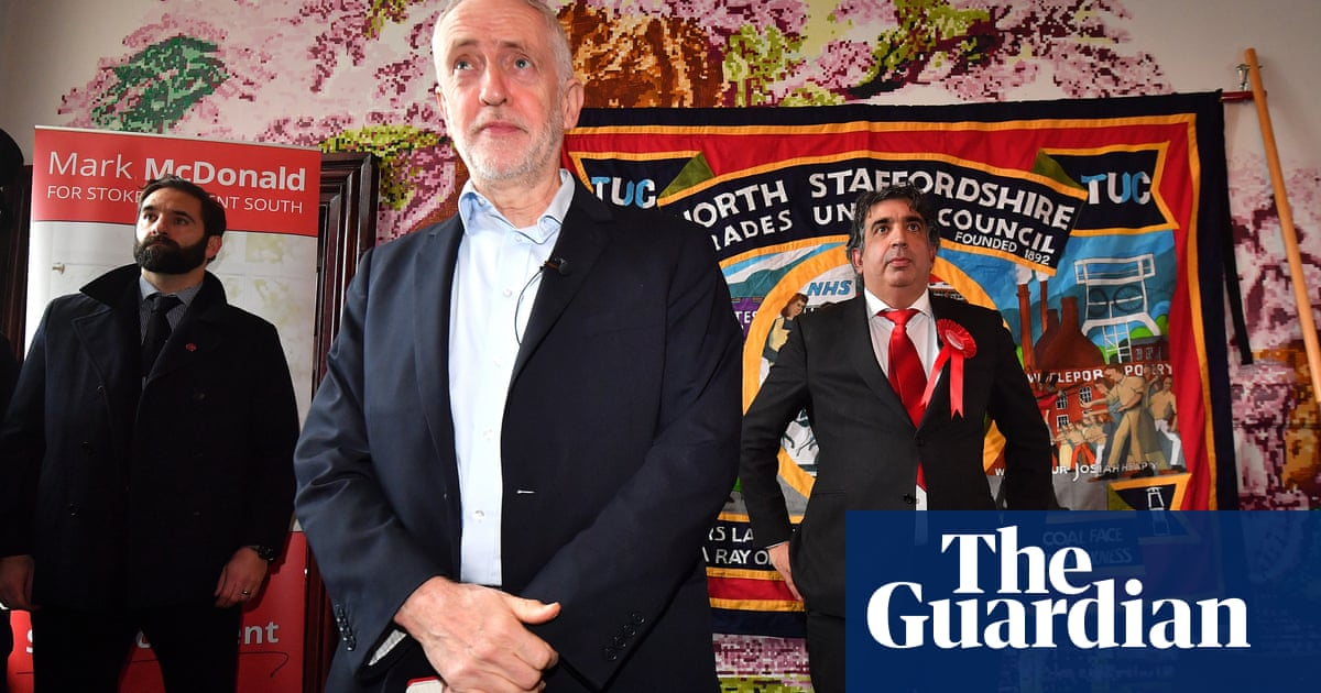 Working-class voters desert Labour as 'red wall' crumbles