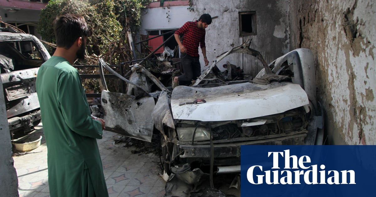 US drone strike mistakenly targeted Afghan aid worker, investigation finds