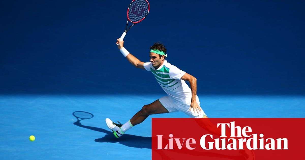 Roger Federer Beats Tomas Berdych To Reach The Australian Open Semi