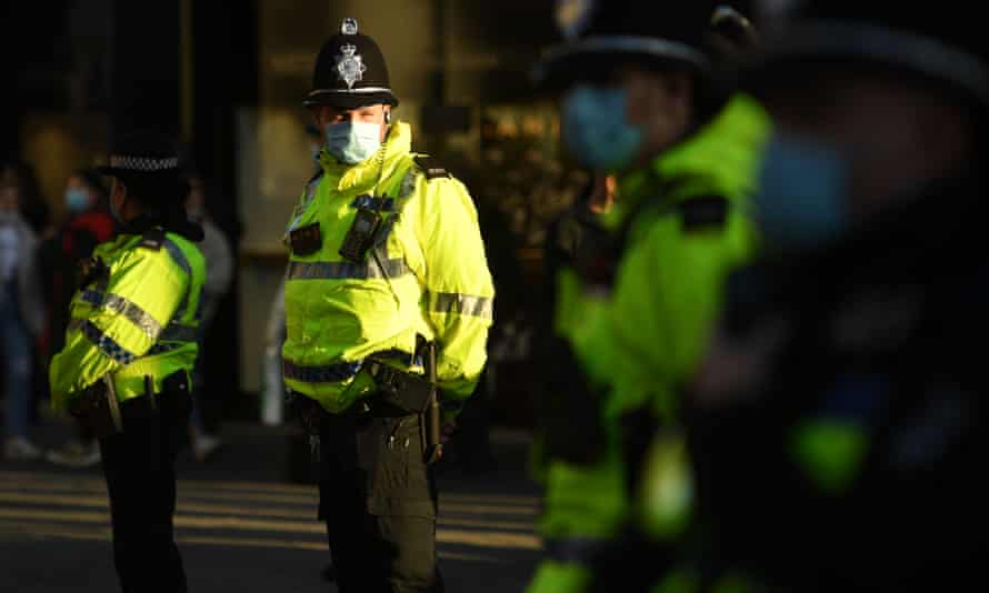 Police, as well as teachers, are among the public sector workers whose pay will be frozen.