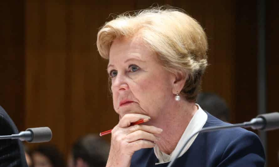 UNHCR's assistant high commissioner for protection, Gillian Triggs